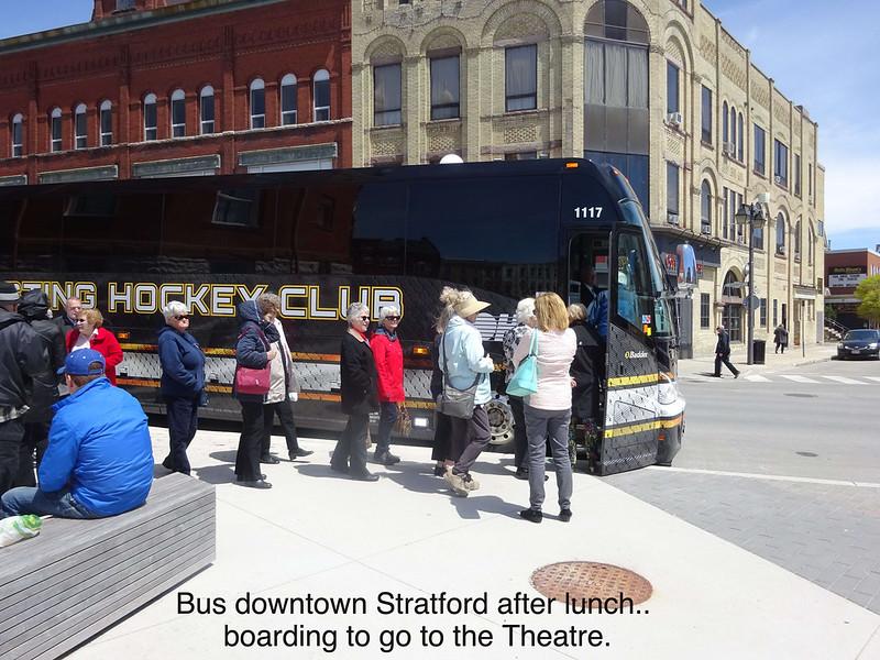 2019 Stratford Trip