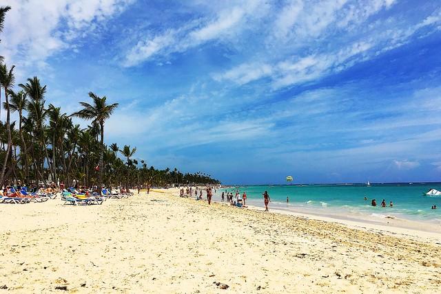 Bávaro Beach. Punta Cana. Dominican Republic