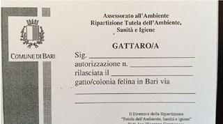 Tesserino Gattari