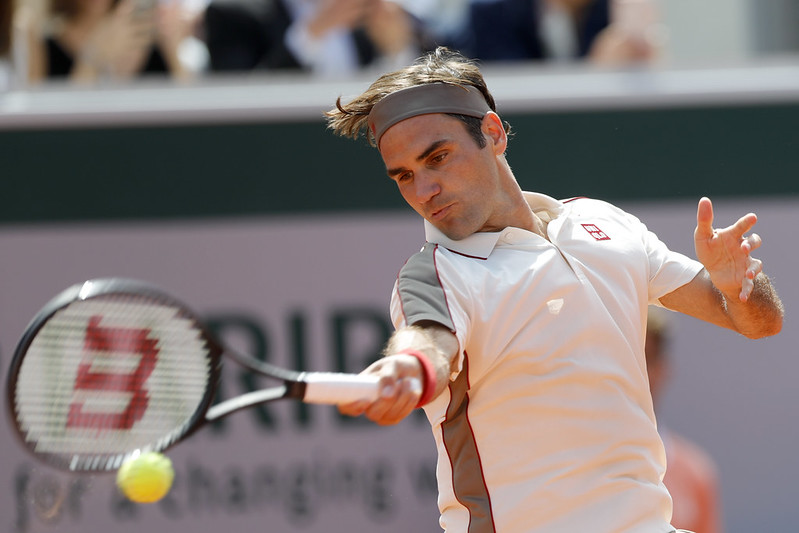 Roger Federer。(達志影像資料照)