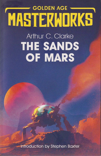 Arthur C. Clarke, The Sands of Time