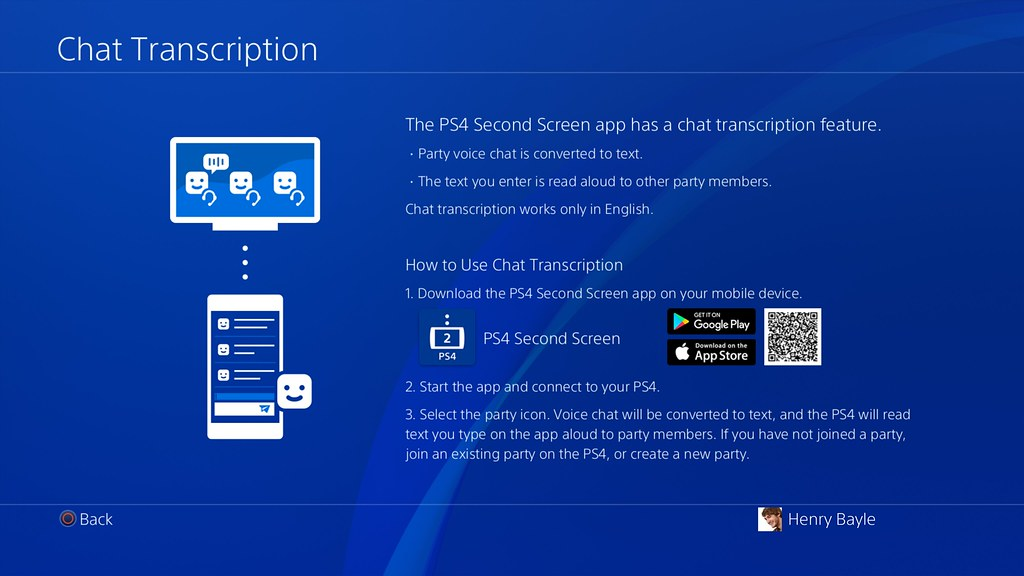 PlayStation 4 Preview beta brings big new features for party chat