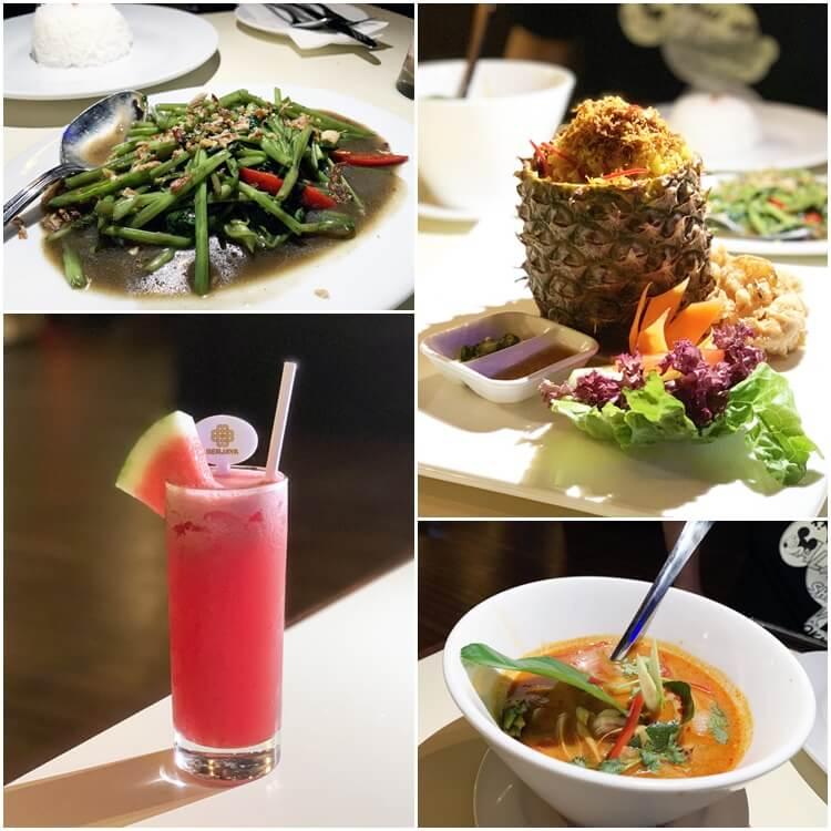 masakan tradisional Thailand