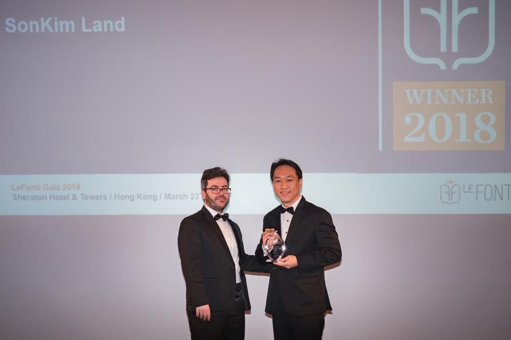 SonKim Land – Chủ đầu tư BĐS hàng đầu Việt Nam 2