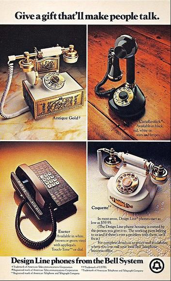 Bell Telephone 1975