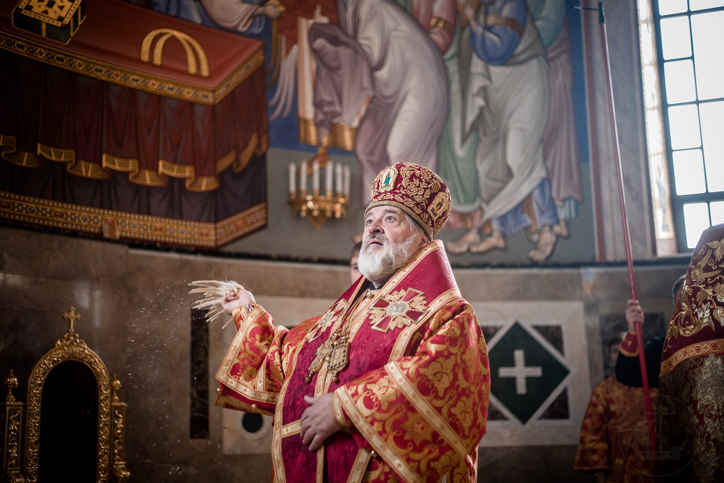 31 мая 2019, Освящение собора в Новодевичьем монастыре / 31 May 2019, Consecration of the Cathedral in Novodevichy monastery