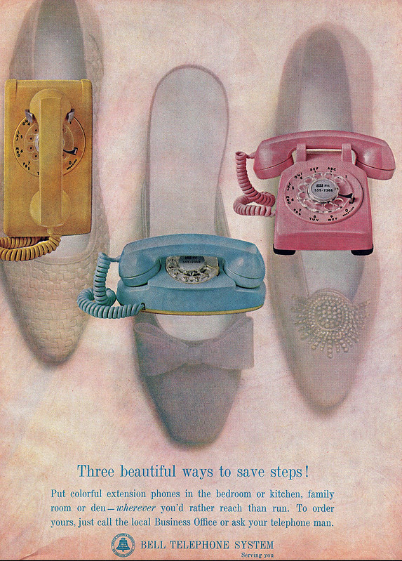 Bell Telephone System 1964