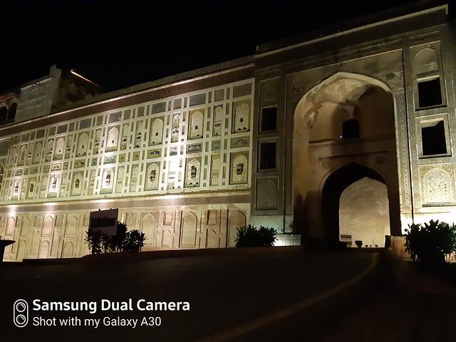 Shahi Qila auto shot mobile photography