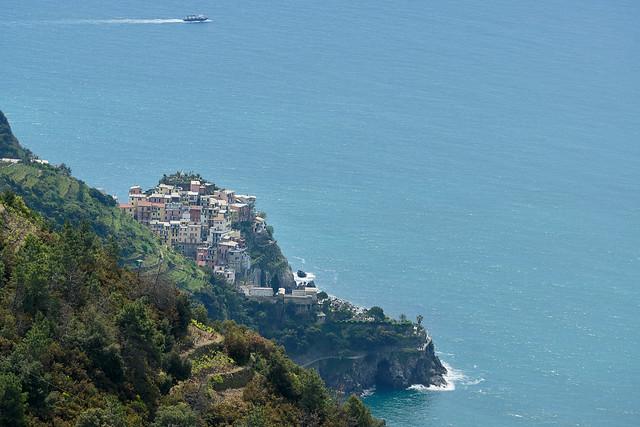 Manarola - Cinque Terre, Italia