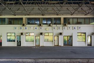 Mostar - Željeznička stanica