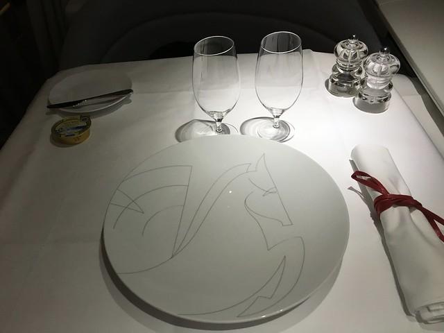 Diner - Air France La Première
