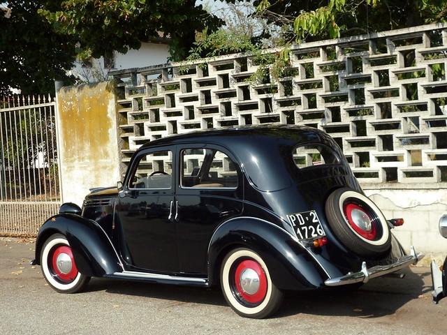 Fiat 1100 1940