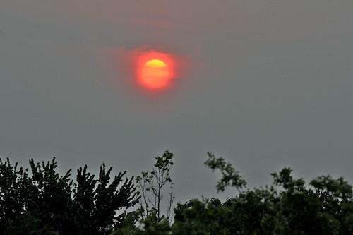 sunrise sunrisephotography sun sunandclouds sky bereaohio morning