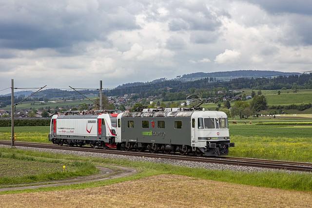 L 38154 Zürich Seebach - Spiez