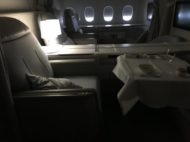 Nuit - Air France La Première