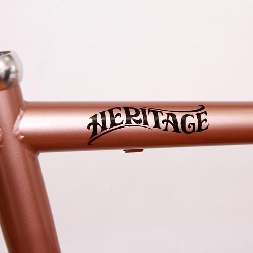Svecluck / Heritage Frame Set