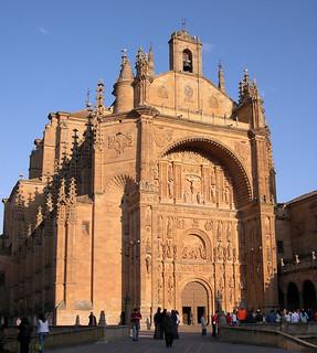 Iglesia convento San Esteban Salamanca