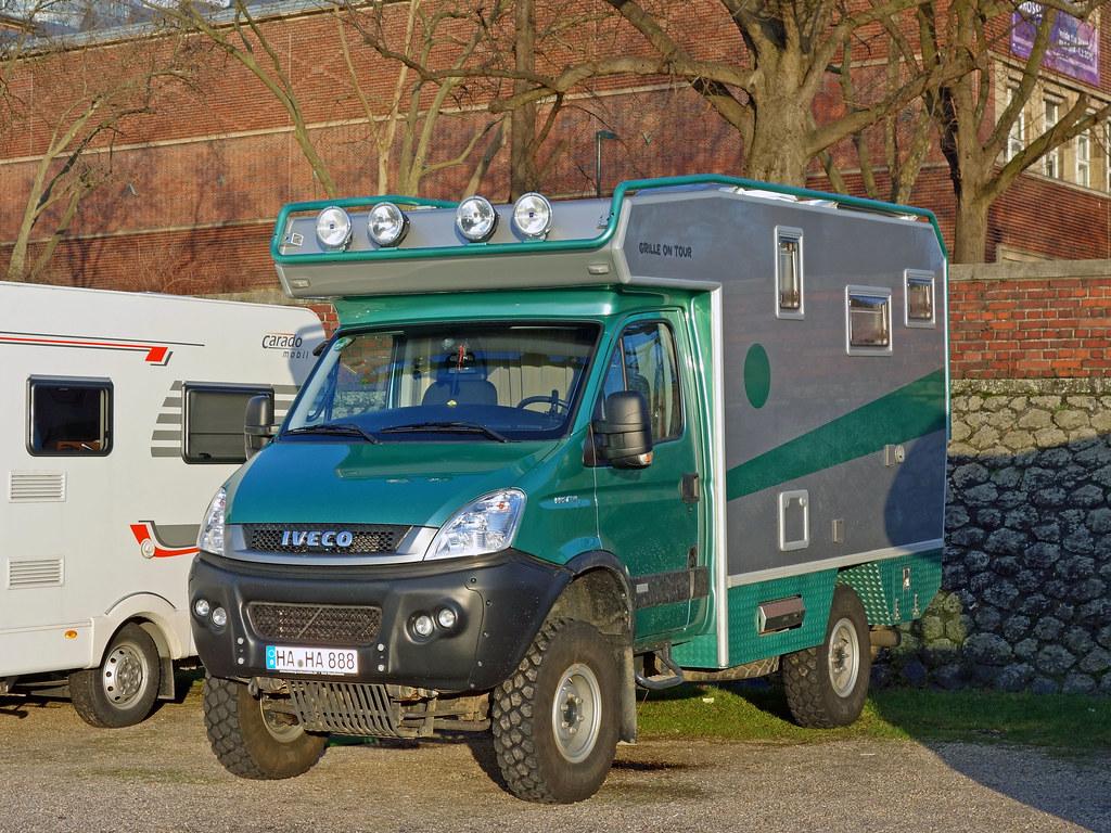 Bimobil Ex 345 Expedition Camper On 4th Generation Iveco D Flickr