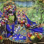 ISKCON Seattle Deity Darshan 31 May 2019