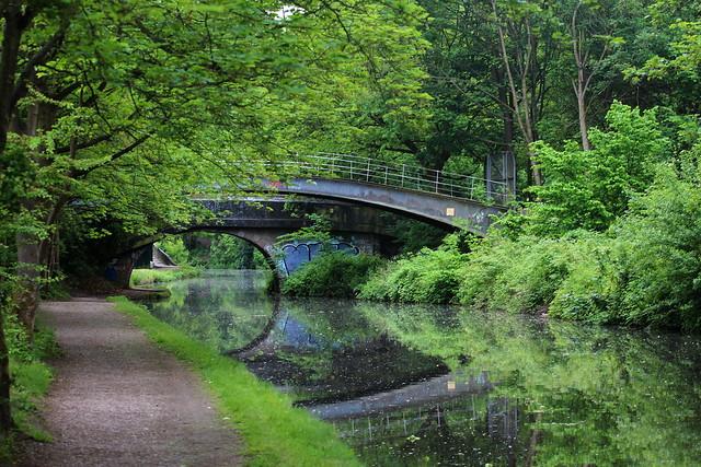 Redcote Bridges Kirkstall Leeds