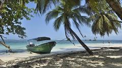Cayos Zapatilla. Panamá