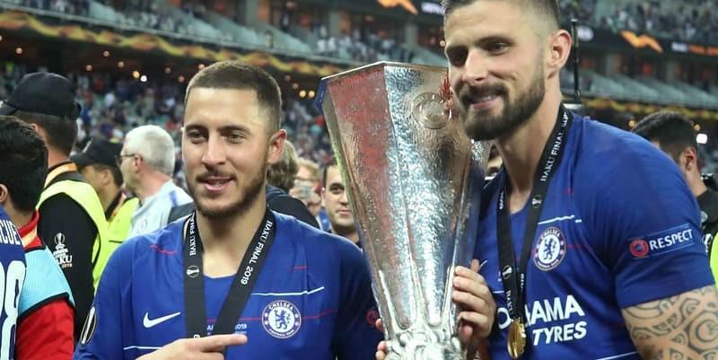 Giroud merasa diberkati untuk memenangkan Liga Eropa