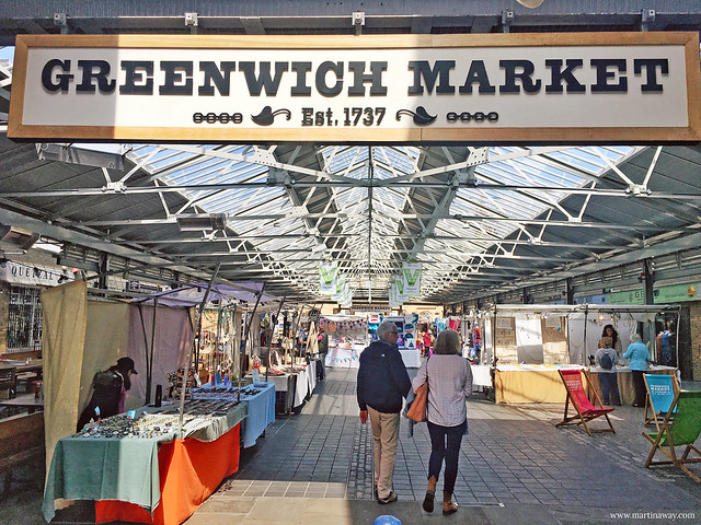 Greenwich Market,  mercati di Londra