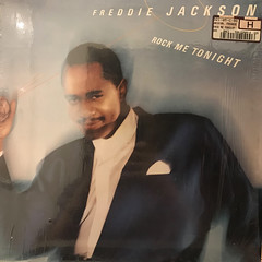 FREDDIE SCOTT:ROCK ME TONIGHT(JACKET A)