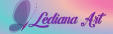 Lediana Art Banner