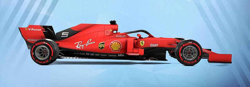 Ferrari Esports 2019