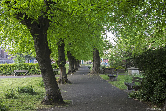 St. Alfege Park