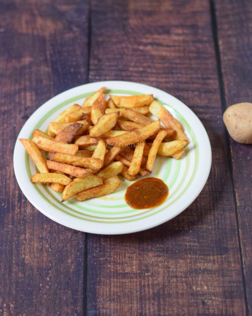 ಫ್ರೆಂಚ್ ಫ್ರೈಸ್|French Fries