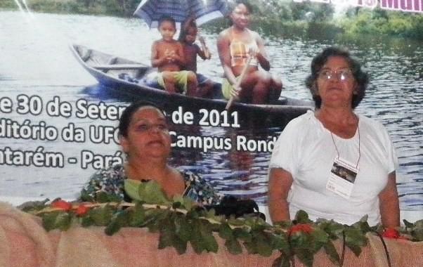 Aos 71 anos, morre a ativista social e fundadora do PT Eunice Sena, nascida em Belterra, Eunice Sena