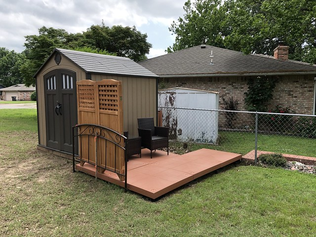 Shed Deck