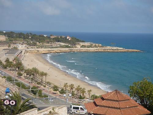 Platja del Miracle, Tarragona