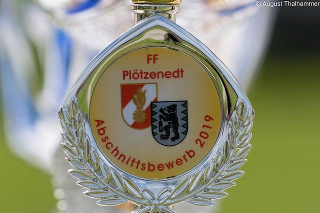 Abschnittsbewerb Schwanenstadt am 01.06.2019 in Plötzenedt