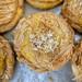 Malai ka Khaja, Tawakkal Sweets, Bohri Mohalla, Bhendi Bazaar, Mumbai, Maharashtra - India | Ramzan