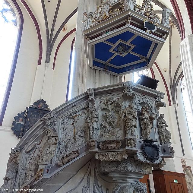 St Stephan Kanzel