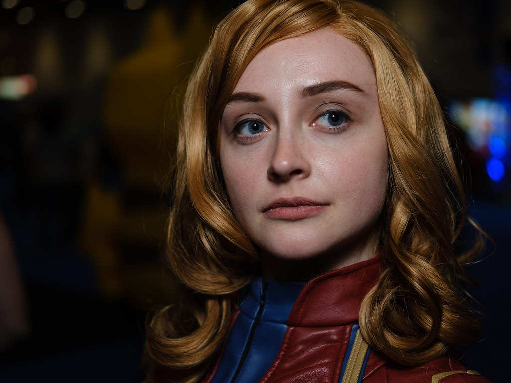 Captain Marvel - Marvel