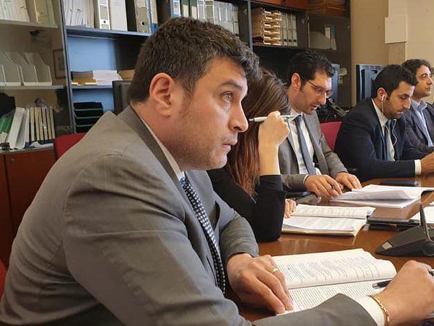 commissione gricoltura de cillis