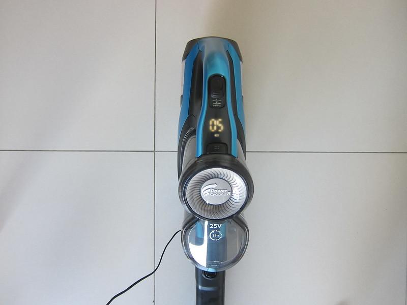Philips SpeedPro Max Aqua - Charging Flat