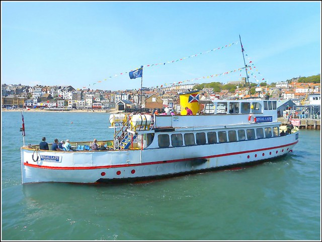 Historic Pleasure Boat