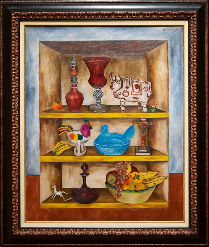 Cupboard - María Izquierdo 1947