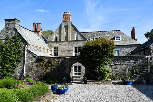 Trewornan Manor, Wadebridge