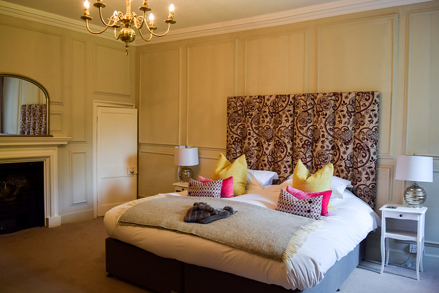 Suite at Trewornan Manor, Wadebridge