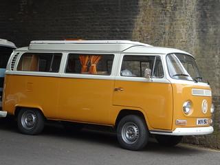 1971 Volkswagen Camper Van