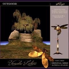 Lilith's Den - Unseelie Lecture - Fairy Court Rock Scene