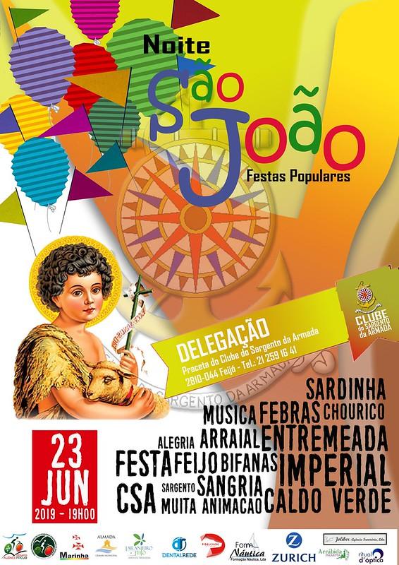 Cartaz São João 2019