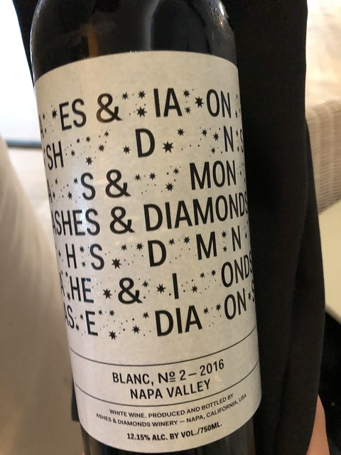 Ashes & Diamonds 2016 Sauvignon Blanc