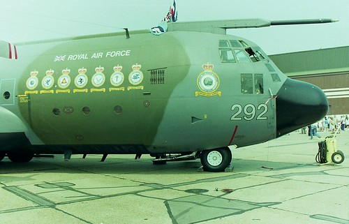 Air Fete '92 - Anniversary Herc | by michaelbritton3